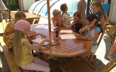 Совместный проект по реабилитации детей с особенностями в развитии